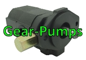 22 GPM TWO STAGE LOG SPLITTER PUMP 1080085 ~ FITS HALDEX/BARNES